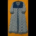 Ladies Embroidery Cotton Kurti