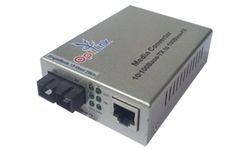Dual Fiber Media Converter