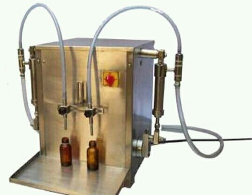 Semi-Automatic And Automatic Bottle Liquid Filling Machine