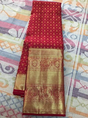 359ea9a9e0 Pure Kanjivaram Saree at Rs 15000 /piece | Kanjivaram Saree - Sri ...