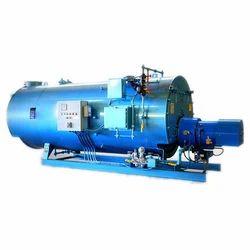 0-500 kg/hr 3 Pass Wet Back Boiler IBR Approved