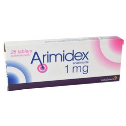 Arimidex Tablets, Packaging Size: 28 Tablets, Packaging Type: Strips