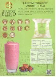 Yoghurt Smoothie Base