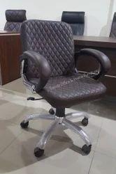 Barfi low back designer chair