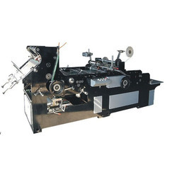 Medical Paper Bag Making Machine