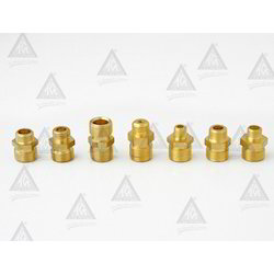 Brass Male Couplings