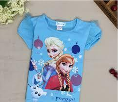 Polyester Casual Wear Girls Fancy Round Neck T Shirts