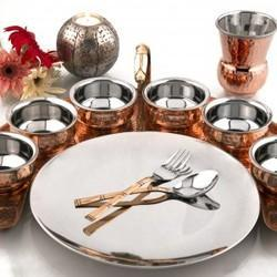 Copper Moon Thali Set