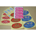 Sticker Multicolour Offset Printing Service
