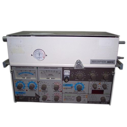 Servo 900C Ventilator At Rs 200000 Piece
