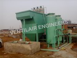 100KLD Effluent Treatment Plant