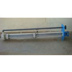 Vertical Polypropylene Coupled Pump