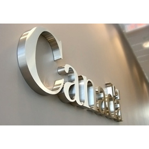 customize steel letter at rs 350 square feet s steel letters