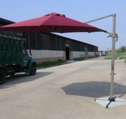 Side Pole Cantilever Umbrellas