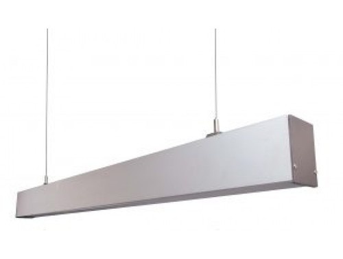 Natural White 38W Linear Box W70 Fofe Suspended LED Light