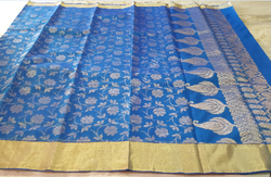 Jute Silk Cotton Sarees