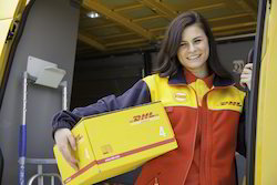 DHL International Courier