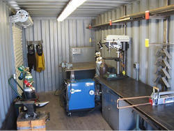 Portable Workshop Units