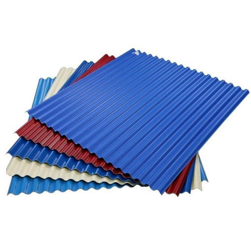 Red Blue Green Steel Tata Bluescope Roofing Sheet Rs 240