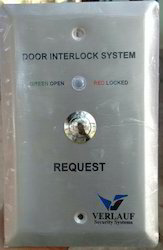 VSS-04 SS Door Interlock Push Plate