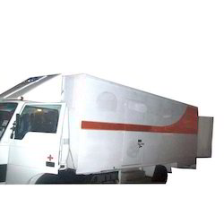 Mobile Medical Van With X-ray