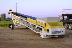 Aggregate Feeding Belt Conveyors