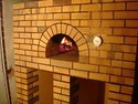 Single Door Brick Wood Oven