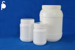 Round Or Ogle Type Jars