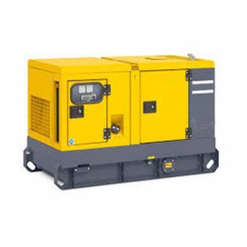 150 Kva/120 Kw Oil Cooling Power Generator