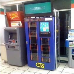 Branded Retail ATM Kiosk