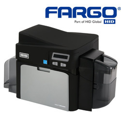 Fargo Dtc4000 ID Card Printer / Encoder