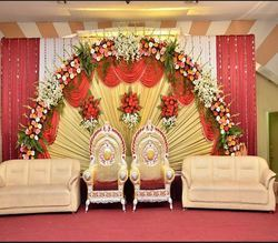 Wedding stage decorator in ahmedabad wedding stage decoration junglespirit Images
