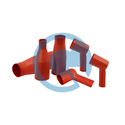 Heat Shrinkable Right Angle/ Straight Boot (Bushing Boots)