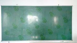 Green Ceramic Chalk Board