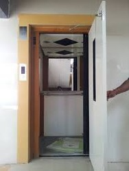 MS Powder Coated Cabin Lifts