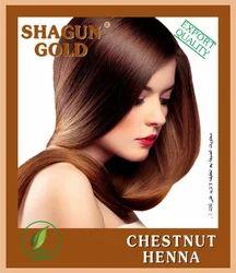 Chestnut Henna Based Hair Color