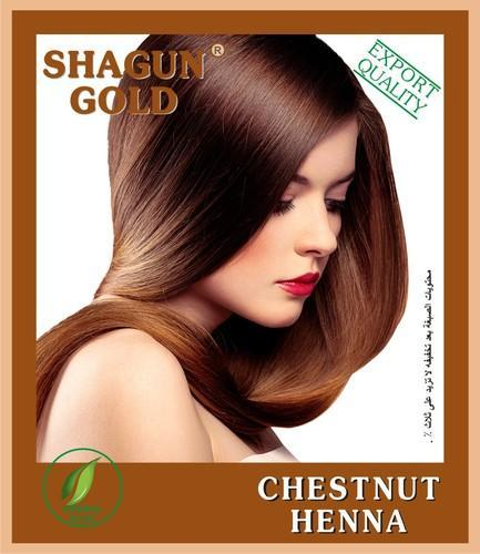 Green Chestnut Henna Based Hair Color For Personal And Parlour Rs