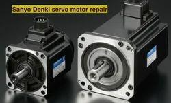 Sanyo Denki Servo Motor Repair