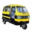 Jsa Passenger Auto Rickshaw, Seating Capacity: 6