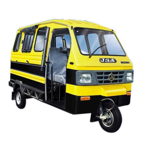 jsa passenger auto rickshaw at rs 150000 piece panki. Black Bedroom Furniture Sets. Home Design Ideas