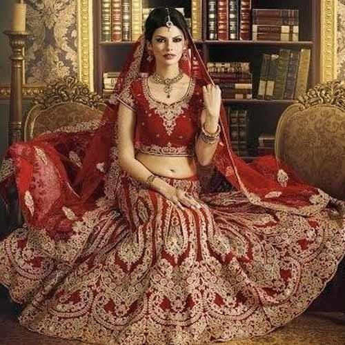 15dc83dbd4 Ladies Bridal Lehenga - Bridal Lehenga Manufacturer from New Delhi