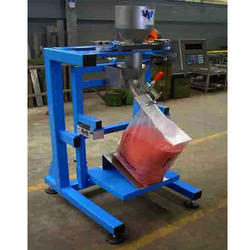 Stand On Weight Filler Machine