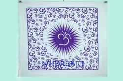 Om Printed Wall Hanging Tapestry
