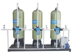 Softener & DM Plant