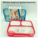 3 Partition Lunch Box