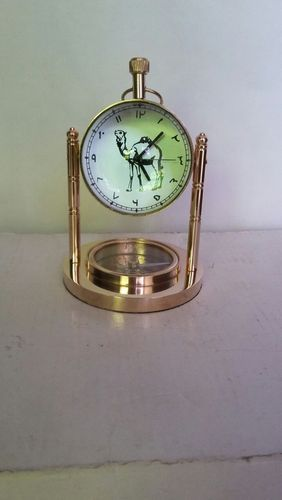 Antique Alarm Clocks Arabic Compass Clock Exporter From