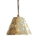 Yellow Decorative Hanging Lamp