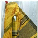 Double Bordar Ghicha Silk Sarees