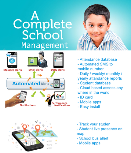 School Attendance System - View Specifications & Details of School