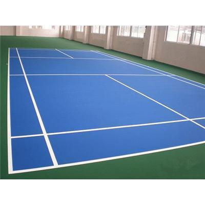 Synthetic Badminton Court Surface At Rs 100 Sq Ft